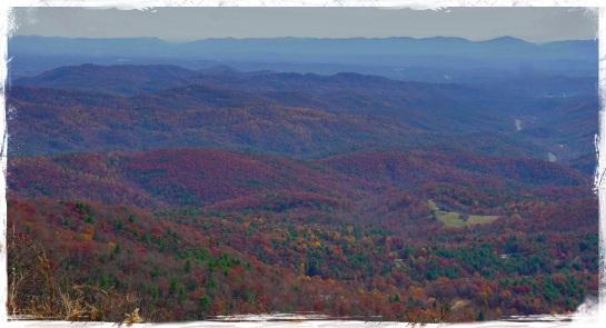 Elk Mountain Overlook