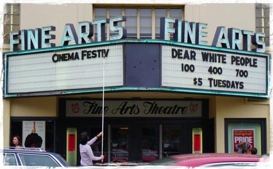 Fine Arts Theatre, Asheville NC