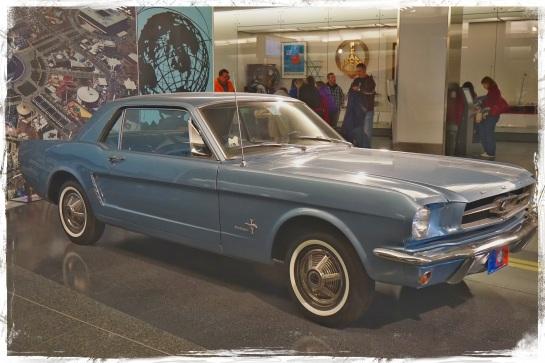 Mustang - World's Fair 1964
