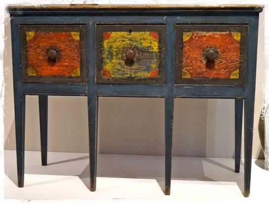 Sideboard - unknown maker c 1805, NC
