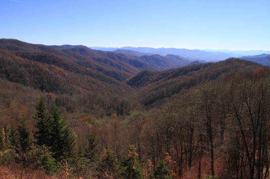 Smoky Mountains - RHW