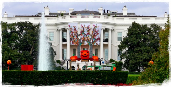 The White House - Halloween