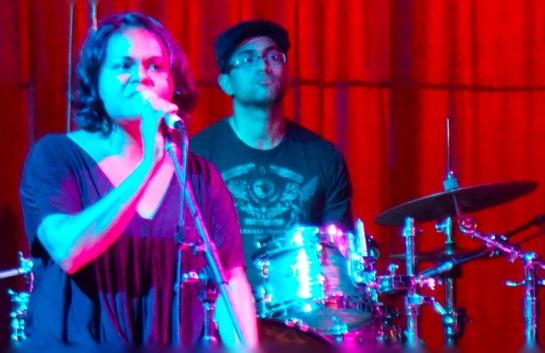 Ursula Yovich gig