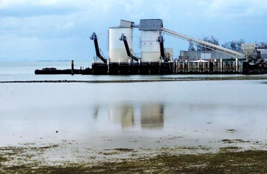 Dunwich silos