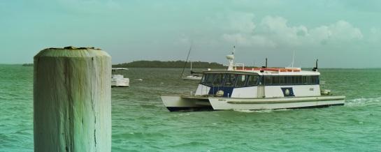 Coochiemudlo Island - ferry
