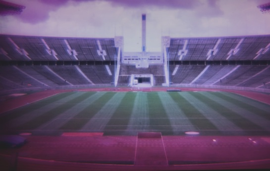 Slides - 1936 Olympic Stadium - Berlin - 1980