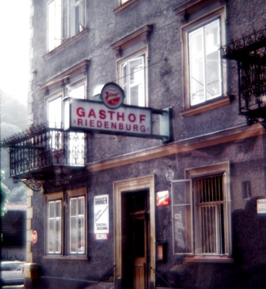 Slides - Gastof Riedenburg, East Germany 1980