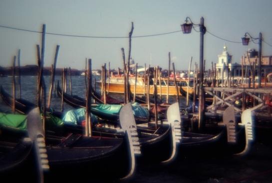 Slides - Venice - 1980