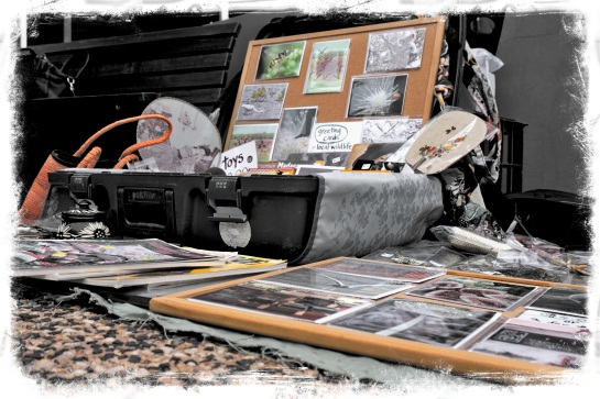 Suitcase rummage 28 March 2015 - 1