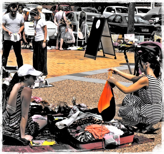 Suitcase Rummage 28 March 2015 - 3