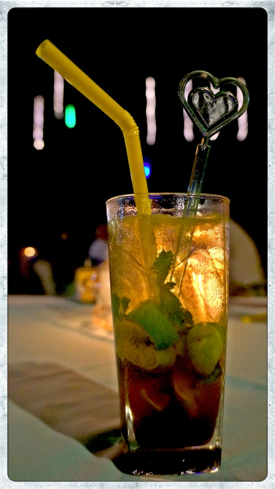 Mojito on Nai Yang Beach - Phen's