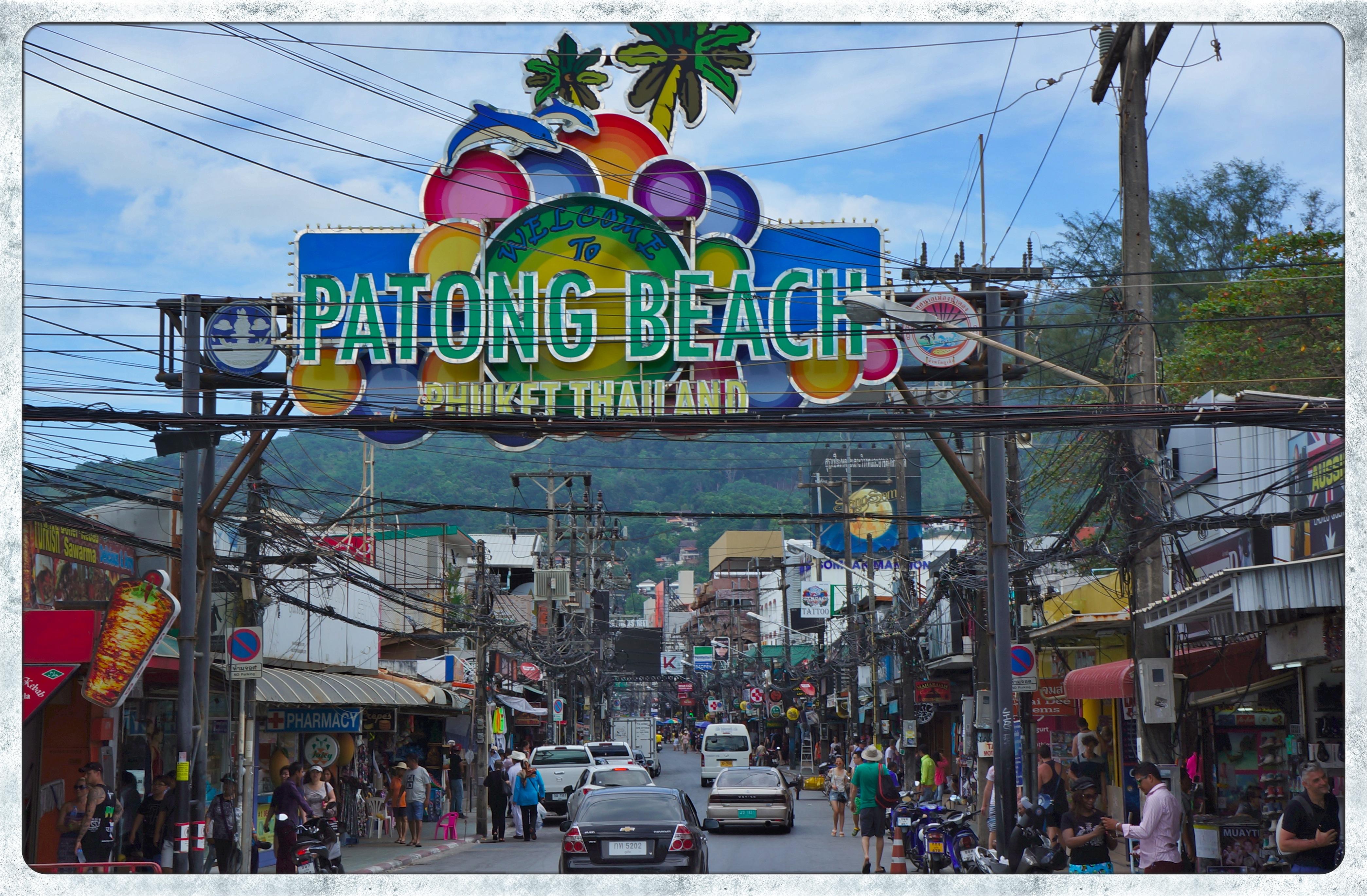 Patong Beach, Phuket  sentio