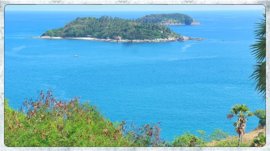 view from Promthep Cape - Phuket