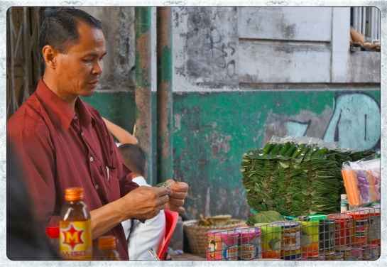 Betel nut leaves - Yangon