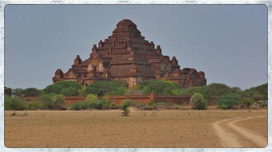 Dhammayangyi Pahto - exterior