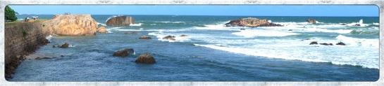 Galle coastline