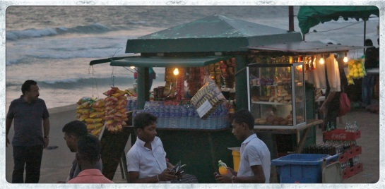 Galle Face evening 4