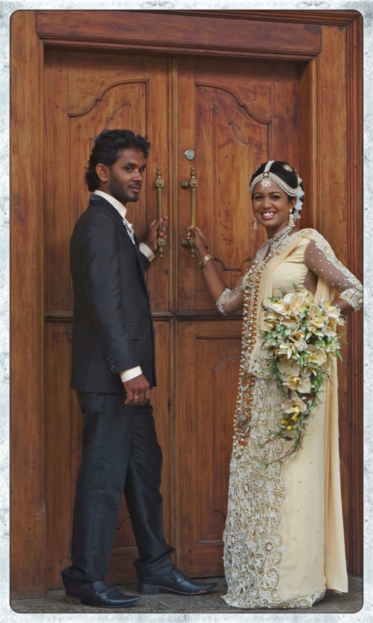 Galle Fort - wedding photo
