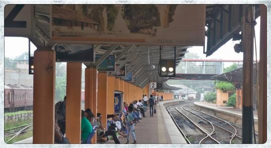 Galle Railway Station 2
