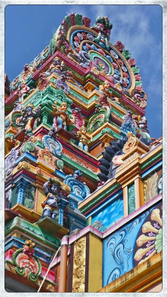 Hindu Temple - Matale, Sri Lanka 1