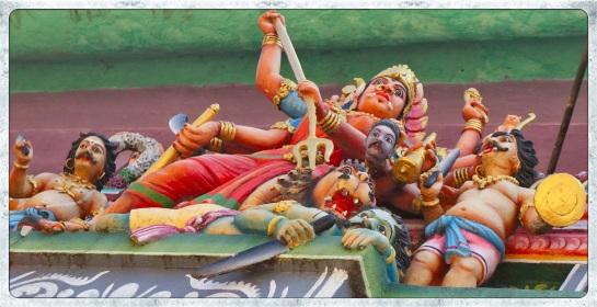 Hindu Temple - Matale, Sri Lanka 2