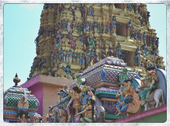 Hindu Temple - Matale, Sri Lanka 3