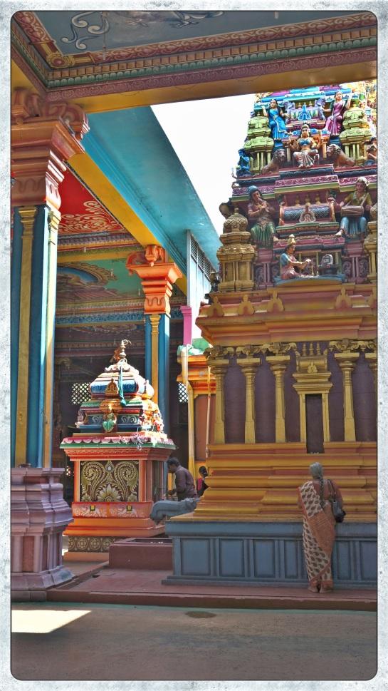 Hindu Temple - Matale, Sri Lanka 4