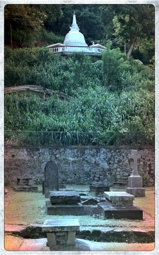 Kandy Garrison Cemetery - 5