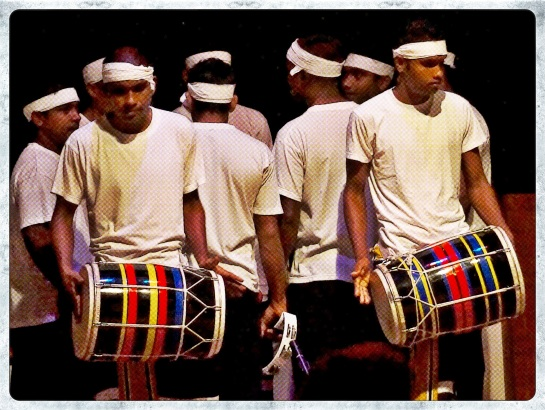Maldivian dancers 3