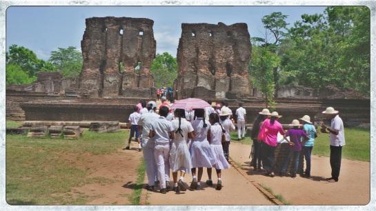Pollonaruwa Archaeological Sites 11