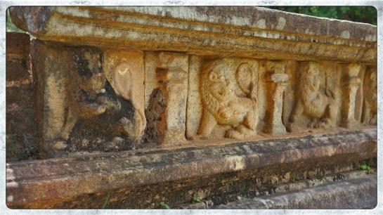 Pollonaruwa Archaeological Sites 9