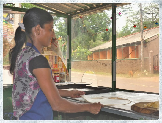 Roti expert - Sigariya