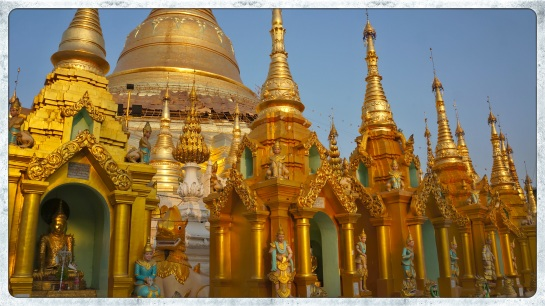 Shewdagon Pagoda 8