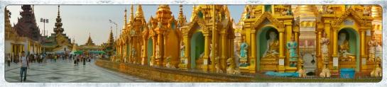 Shwedagon Pagoda 4