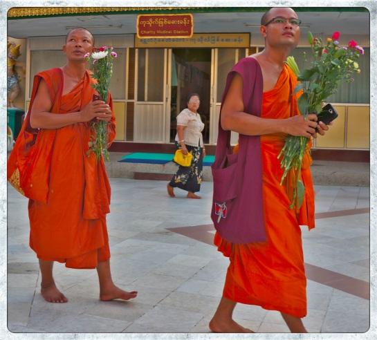 Shwedagon Pagoda 6