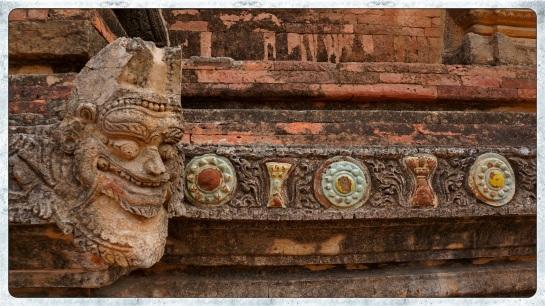 Sulamani Pahto - exterior detail