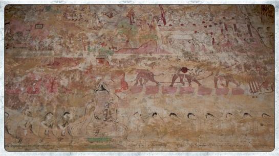 Sulamani Pahto - fresco 3