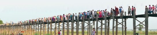 U Bein Bridge 1