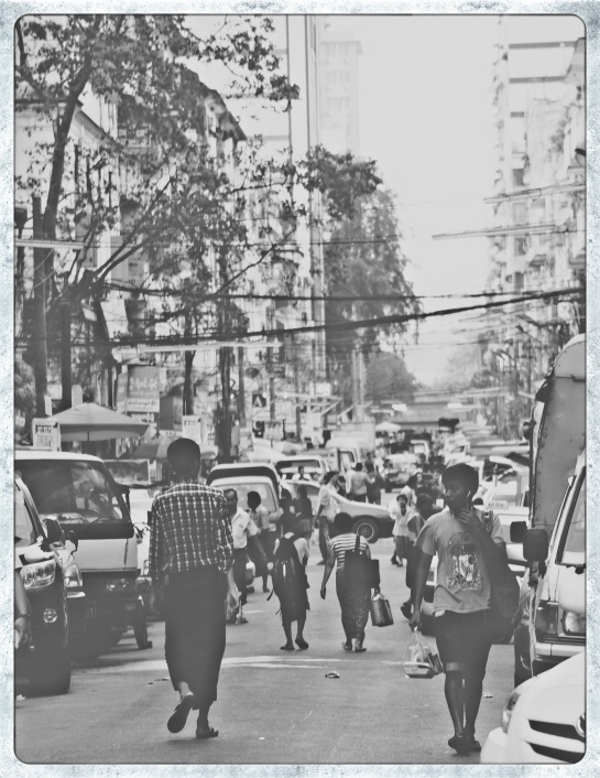 Yangon streetscapes 2