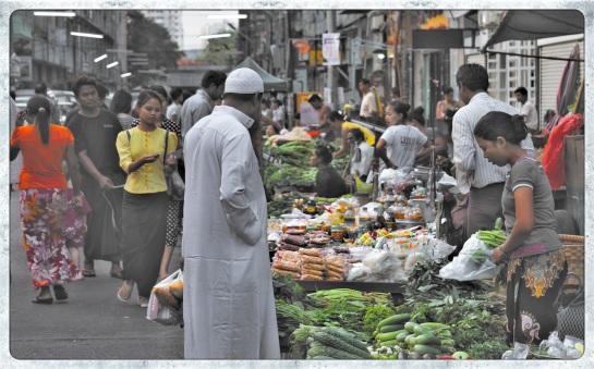 Yangon streetscapes 3