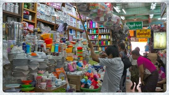 Zay Cho Market 1