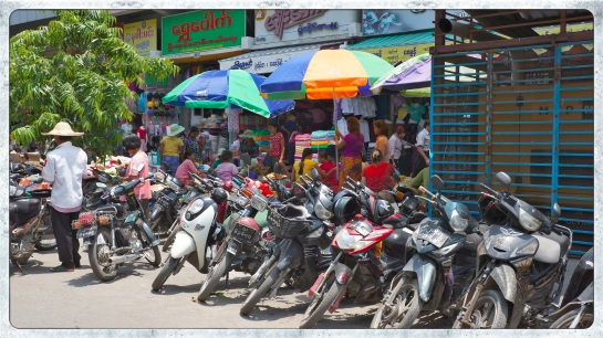Zay Cho Market 4
