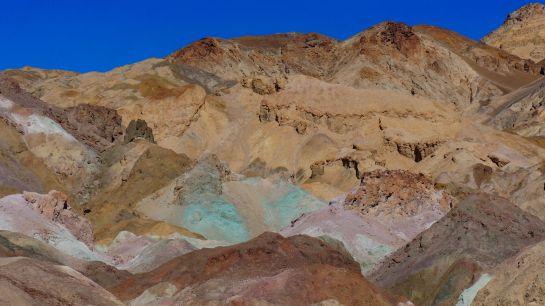Artist's Palette - Artist Drive - Death Valley Ca