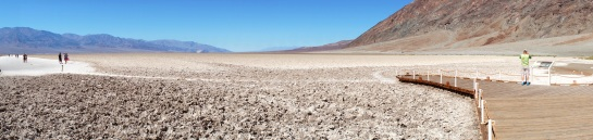Badwater Basin - Death Valley