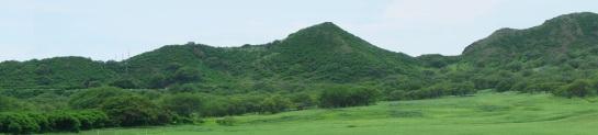 Diamond Head crater