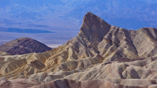 Zabriskie Point - Manley Beacon