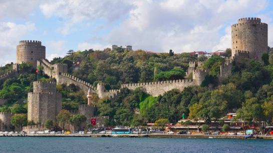 Bosphorous - castle