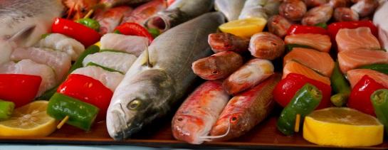 Bosphorous - fish selection