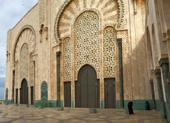 Hassan II Mosque 4
