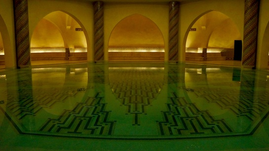 Hassan II Mosque baths 2